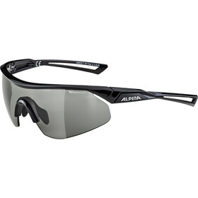 Alpina Nylos Shield VL Glasses black